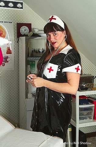 Naughty Nurse Nasty AKA Mz Suzanne